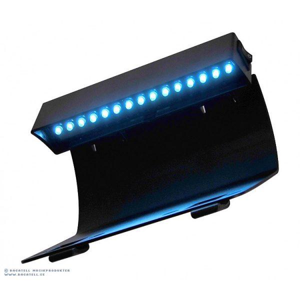Bagatell Musikprodukter | Super LED Lampa 8 Tim utan sladd